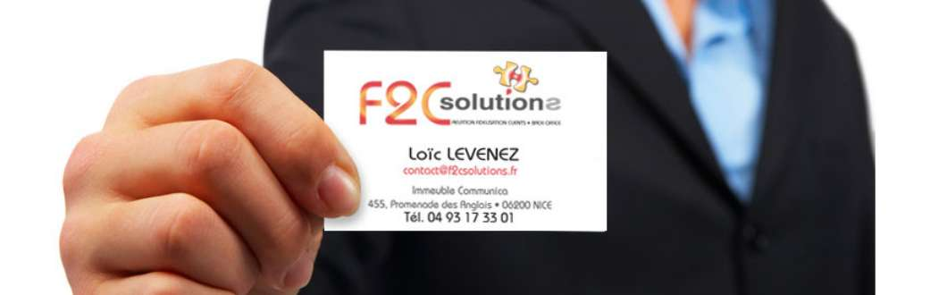 F2C solutions, télémarketing